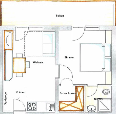 Floor Plans Apartment A Strobl